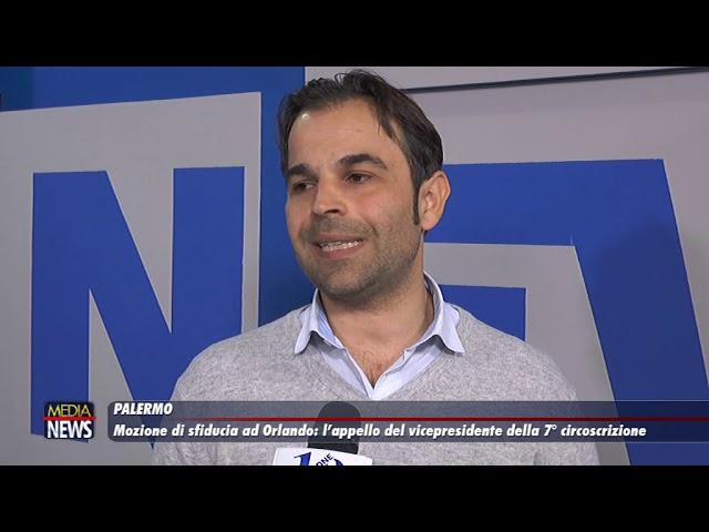 Palermo. Mozione di sfiducia Orlando. L'appello del vicepresidente della VII circoscrizione