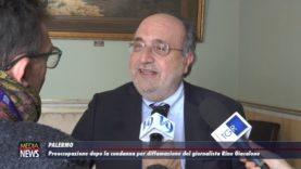 Preoccupazione dopo la condanna per diffamazione del giornalista Rino Giacalone