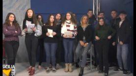 SICILIA SERA – Gli studenti del Corso di giornalismo del liceo Basile intervistano Roberto LAGALLA