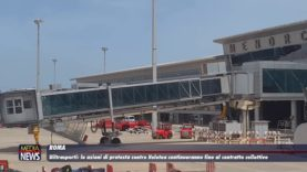 Uiltrasporti: azioni di protesta contro Volotea continueranno fino al contratto collettivo
