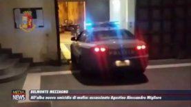 Belmonte Mezzagno. Nuovo omicidio di mafia: assassinato  Agostino Alessandro Migliore