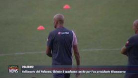 Calcio. Fallimento del Palermo: chieste 3 condanne, anche per l'ex presidente Giammarva