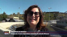 Campofelice di Roccella. Inaugurato il nuovo depuratore comunale in C.da Olivazza