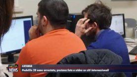Catania. Pedofilo 28enne arrestato, postava foto e video su siti internazionali