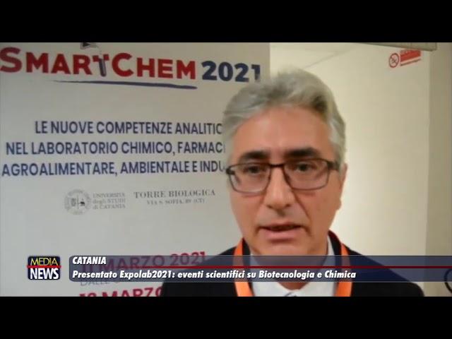 Catania. Presentato Expolab2021: eventi scientifici su Biotecnologia e Chimica
