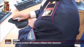 Catania. Ragazze picchiano compagne di scuola e pubblicano video: denunciate