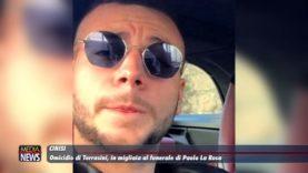 Cinisi. Omicidio di Terrasini, in migliaia al funerale di Paolo La Rosa