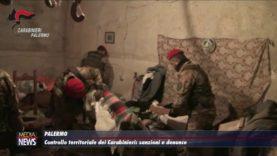 Controllo territoriale dei Carabinieri, denunciate sei persone