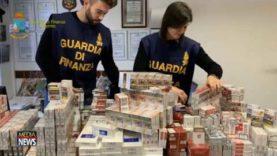 Da Napoli a Palermo in pullman con 50 chili di sigarette di contrabbando: 2 arresti