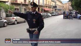 Guida senza cinture, aumentano i controlli della Polizia stradale