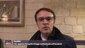 L'Ars approva il progetto  di legge costituzionale sull'insularità