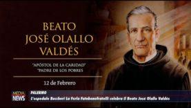 L'ospedale Buccheri La Ferla Fatebefratelli  celebra il Beato Josè Olallo Valdès