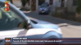 """Mazara del Vallo. Funerale di Rosalia Garofalo, uccisa come una """"pecora da macello"""""""
