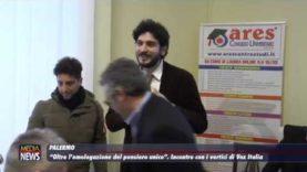 """""""Oltre l'omologazione del pensiero unico"""".  incontro con i vertici nazionali di Vox Italia"""