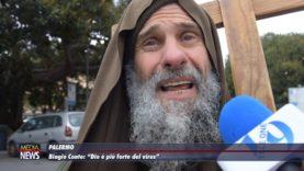 Palermo. Biagio Conte lancia un messaggio di speranza contro il coronavirus