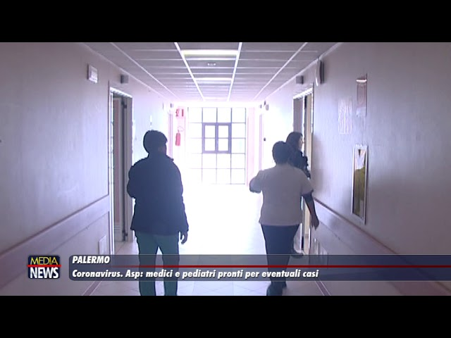 Palermo. Coronavirus. Asp: medici e pediatri pronti per eventuali casi