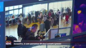 Palermo. Coronavirus, in auto – quarantena 28 cinesi arrivati a gennaio