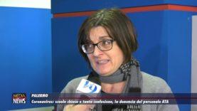 Palermo. Coronavirus: scuole chiuse e tanta confusione, la denuncia del personale ATA