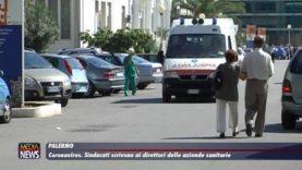 Palermo. Coronavirus, sindacati scrivono ai direttori delle aziende sanitarie
