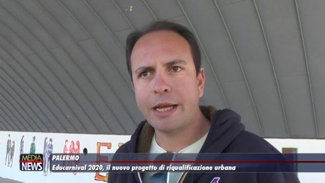 Palermo. Educarnival 2020, nuovo progetto di riqualificazione urbana