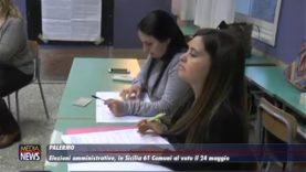 Palermo. Elezioni amministrative, in Sicilia 61 Comuni al voto il 24 maggio
