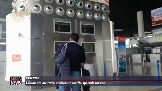 Palermo. Fallimento Air Italy: rimborsi e tariffe speciali sui voli