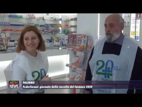 Palermo. Federfarma: giornata del farmaco 2020