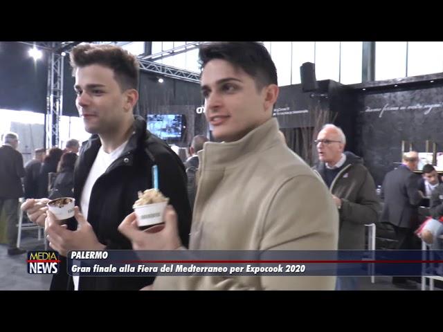 Palermo. Gran finale alla fiera del Mediterraneo per Expocook il salone della ristorazione