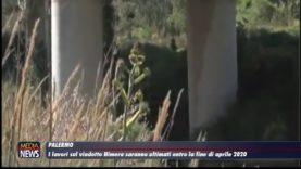 Palermo. I lavori sul viadotto Himera saranno ultimati entro la fine di aprile 2020