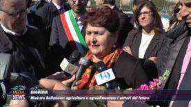Palermo – Il Ministro Bellanova: agricoltura e agroalimentare i settori del futuro