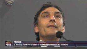 Palermo. Il Ministro Bellanova incontra le realtà imprenditoriali del territorio