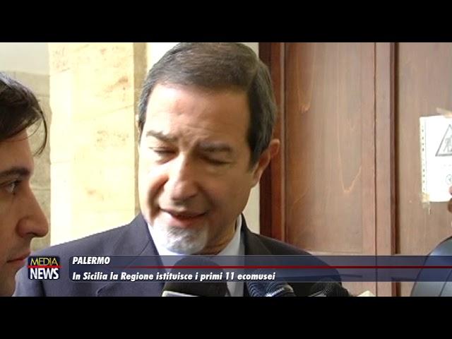 Palermo. In Sicilia la Regione istituisce i primi undici ecomusei