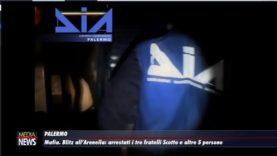 Palermo. Mafia, blitz contro la famiglia dell'Arenella: arrestati i 3 fratelli Scotto