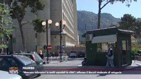 Palermo. Mancano infermieri negli ospedali in città: l'allarme del sindacato Nursid