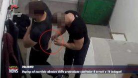 Palermo. Operazione antidoping, atleti  assumevano farmaci per vincere le gare