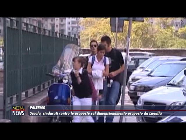 Palermo. Piano dimensionamento scolastico in Sicilia, è subito scontro