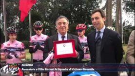 """Palermo. Presentataa la Squadra di Ciclismo Giovanile """"Palermo – Gs Mediterraneo"""""""