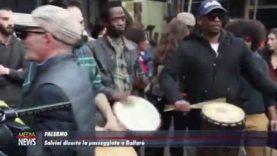 Palermo. Salvini diserta la passeggiata a Ballarò