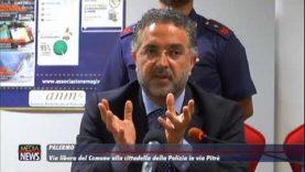 Palermo. Via libera del Comune alla cittadella della Polizia in via Pitrè