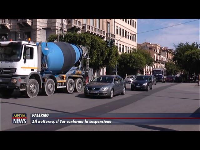Palermo. Ztl notturna, il Tar conferma la sospensione