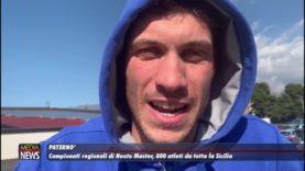 Paterno'. Campionati Regionali di Nuoto Master: oltre 800 atleti da tutta la Sicilia