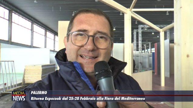 Ritorna ExpoCook, dal 25 al 28 febbraio alla Fiera del Mediterraneo di Palermo