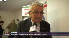 Sbarcano a Palermo gli Assoluti Indoor Para-Archery