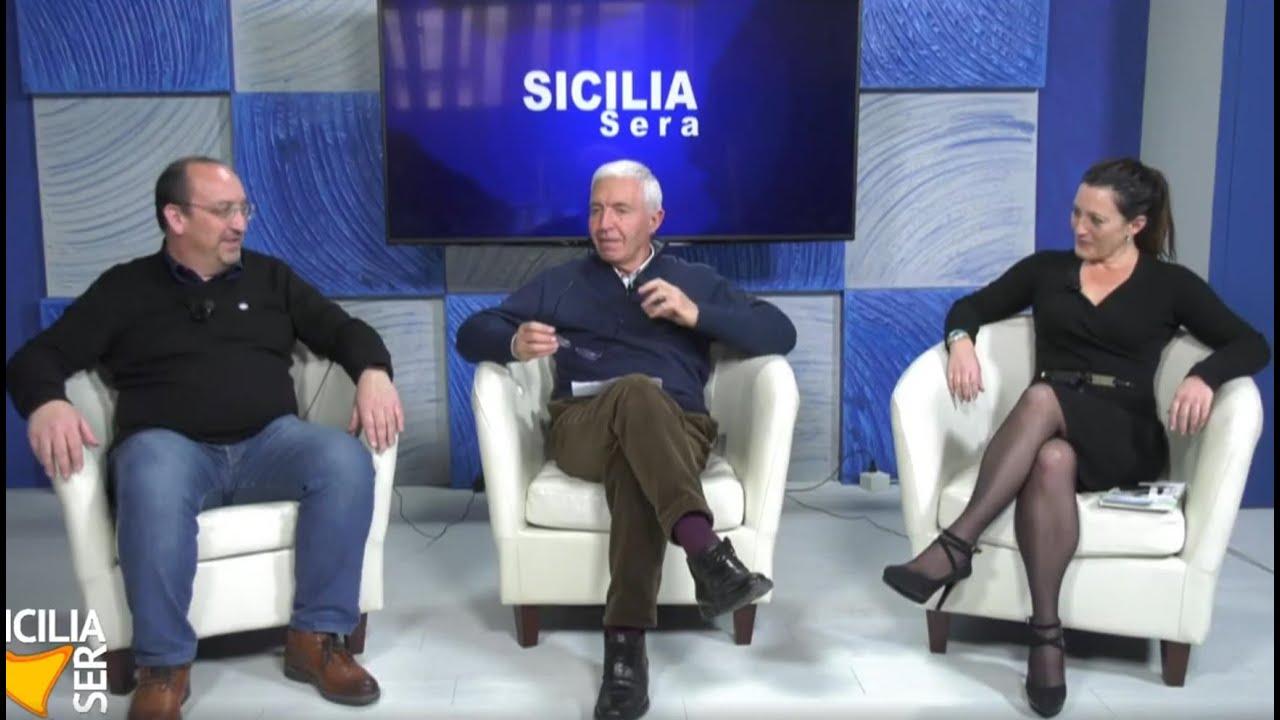 SICILIA SERA – Ospiti Raffaella BELLEN e Filippo OCCHIPINTI