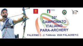 STATUS speciale 33° Campionato Italiano Para Archery
