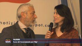 Ugl Palermo: Festa del tesseramento 2020