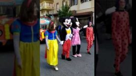 "Bagheria: ""Carnevalfest"" grande parata di carnevale di tutte le scuole cittadine"