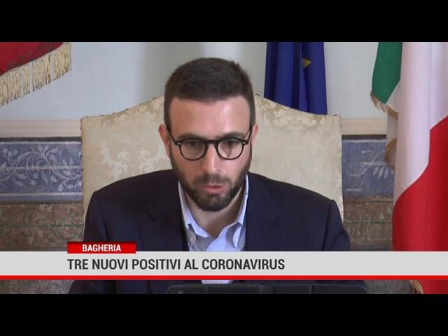Bagheria. Tre nuovi positivi al coronavirus