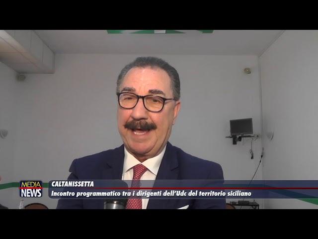 Caltanissetta. Incontro programmatico tra i dirigenti dell'Udc del territorio siciliano