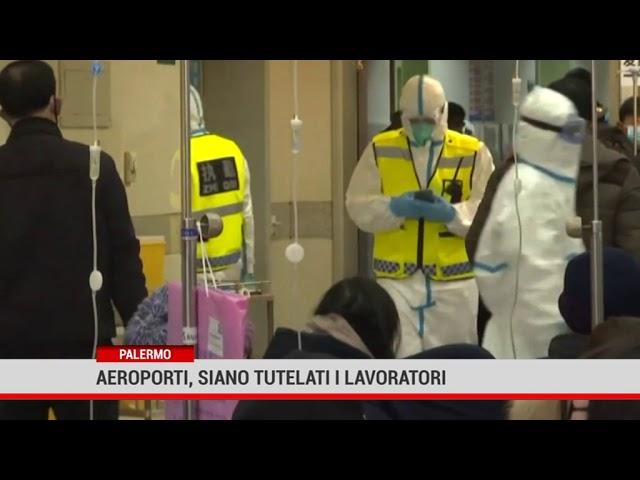 Coronavirus. Aeroporti: siano tutelati i lavoratori